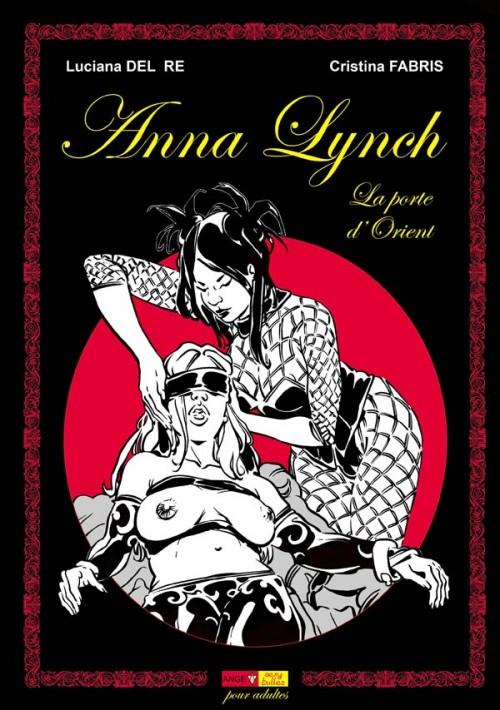 Couverture de Anna Lynch -1- La porte d'Orient