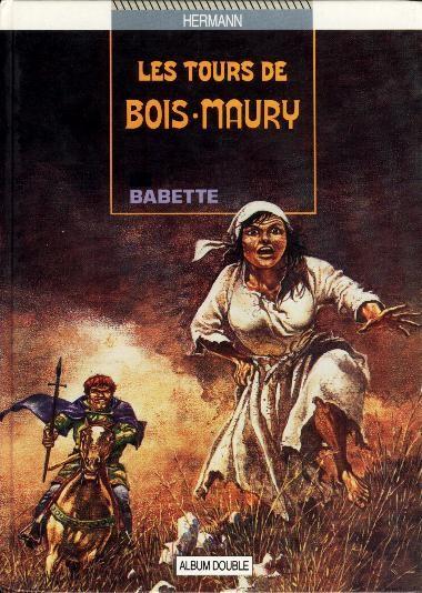 Couverture de Les tours de Bois-Maury -INTFL1- Babette / Eloïse de Montgris