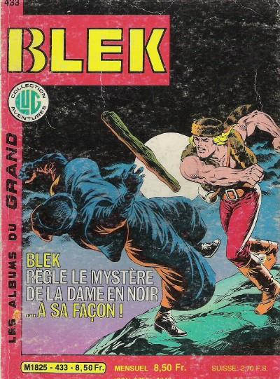 Couverture de Blek (Les albums du Grand) -433- Numéro 433