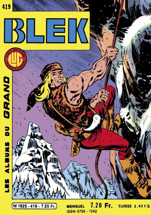 Couverture de Blek (Les albums du Grand) -419- Numéro 419