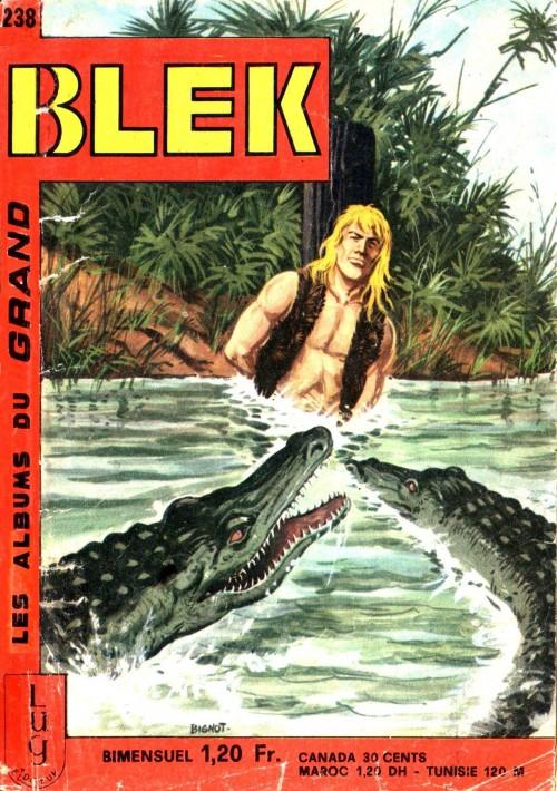 Couverture de Blek (Les albums du Grand) -238- Numéro 238