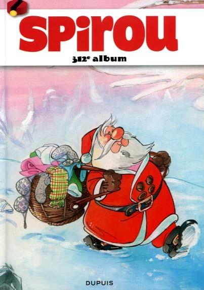 Couverture de (Recueil) Spirou (Album du journal) -312- Spirou album du journal