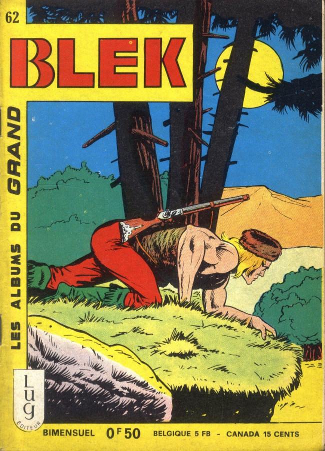 Couverture de Blek (Les albums du Grand) -62- Numéro 62