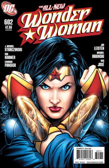 Couverture de Wonder Woman Vol.1 (DC Comics - 1942) -602- The Odyssey part 2 : Whispering Gods