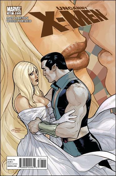 Couverture de Uncanny X-Men (The) (Marvel comics - 1963) -527- The five lights part 2 : velocidad