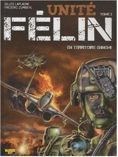 Unité Félin - Tome 2 - Opération Minotaure