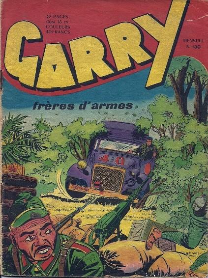 Couverture de Garry (sergent) (Imperia) (1re série grand format - 1 à 189) -130- Frères d'armes