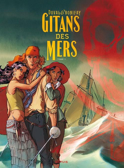 Couverture de Gitans des mers -1- Tome 1