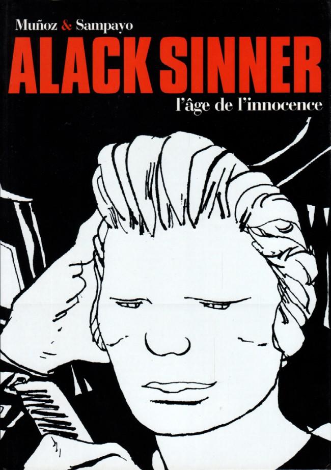 Couverture de Alack Sinner -INT1- L'âge de l'innocence