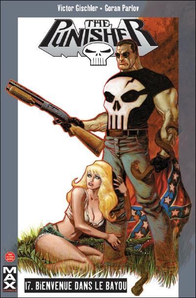 The Punisher (Marvel-Max) - Intégrale 18 Tomes