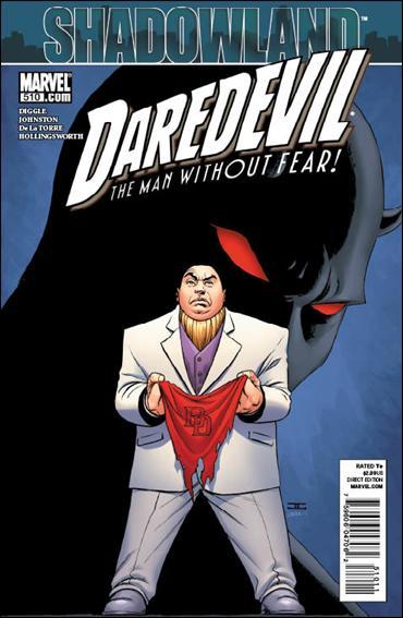 Couverture de Daredevil (1964) -510- Shadowland part 3