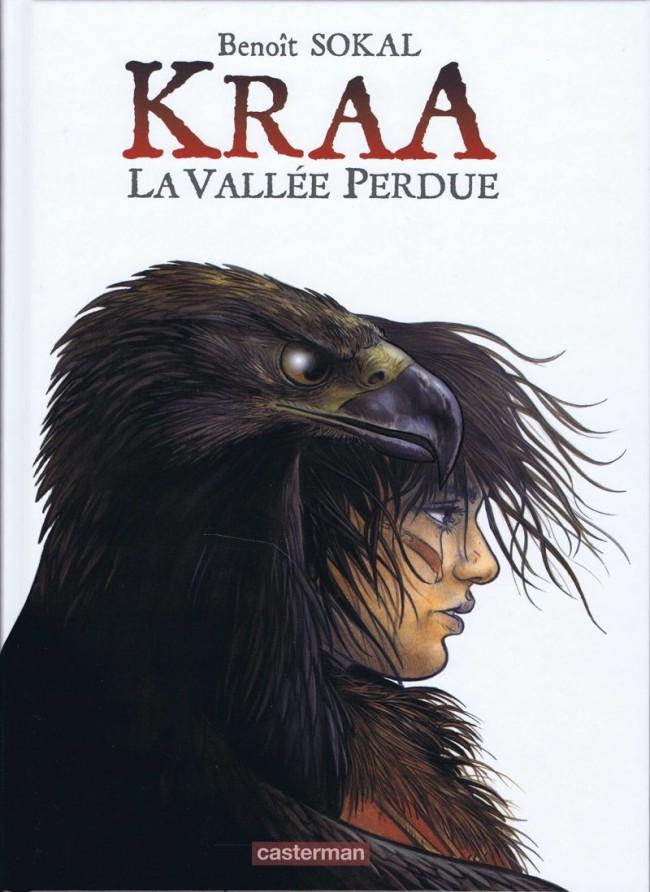 Couverture de Kraa -1- La Vallée Perdue