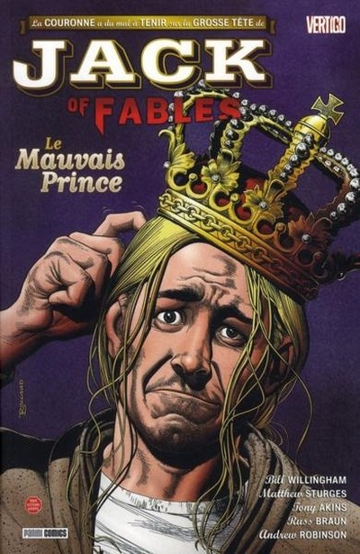 Jack of Fables - 3 tomes
