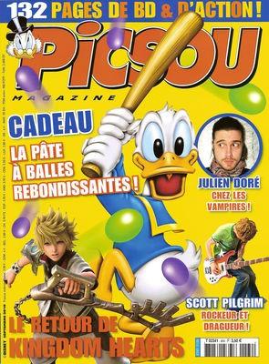 Couverture de Picsou Magazine -464- Picsou magazine n°464