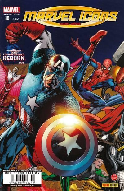 Couverture de Marvel Icons Hors Série -18- Renaissance (2/2)
