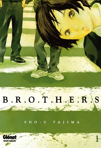 Couverture de Brothers -1- Tome 1