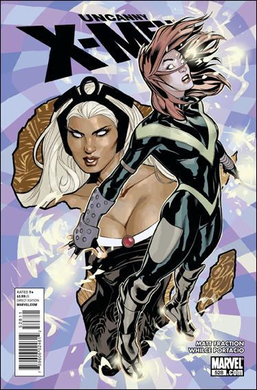 Couverture de Uncanny X-Men (The) (Marvel comics - 1963) -528- The five lights part 3