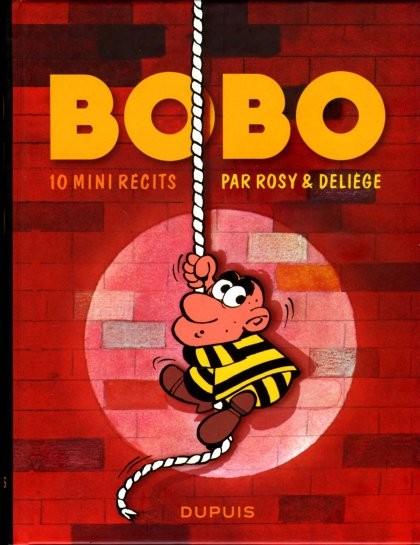 Couverture de Bobo -INT1- 10 mini récits