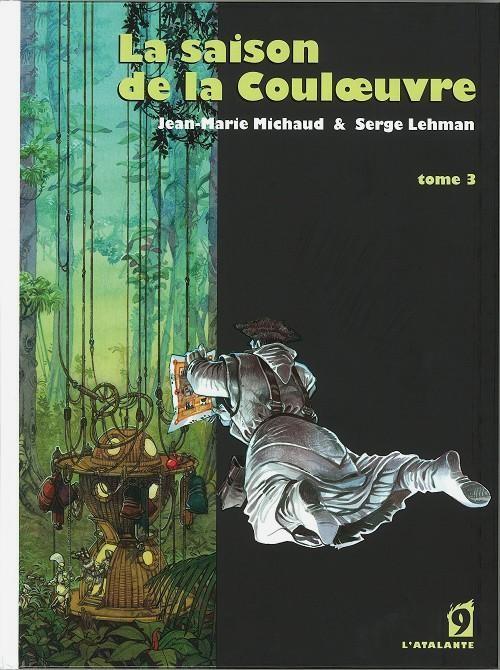 Couverture de La saison de la Coulœuvre -3- Tome 3