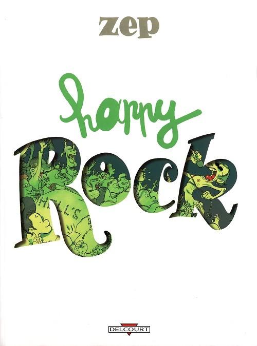 Couverture de Happy Books - Happy Rock
