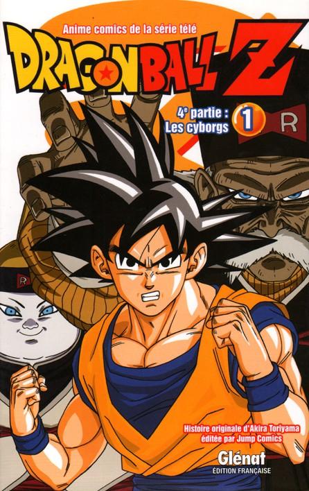 Couverture de Dragon Ball Z -16- 4e partie : Les cyborgs 1