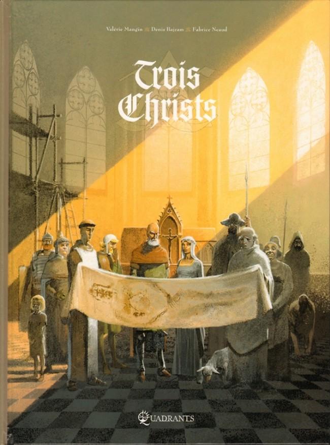 Couverture de Trois Christs