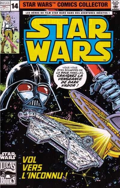 Couverture de Star Wars (Comics Collector) -14- Numéro 14