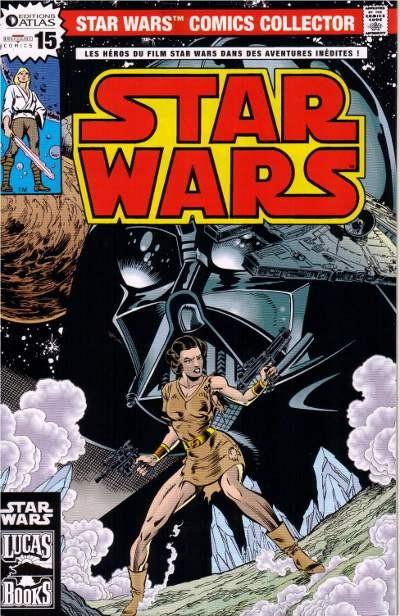Couverture de Star Wars (Comics Collector) -15- Numéro 15