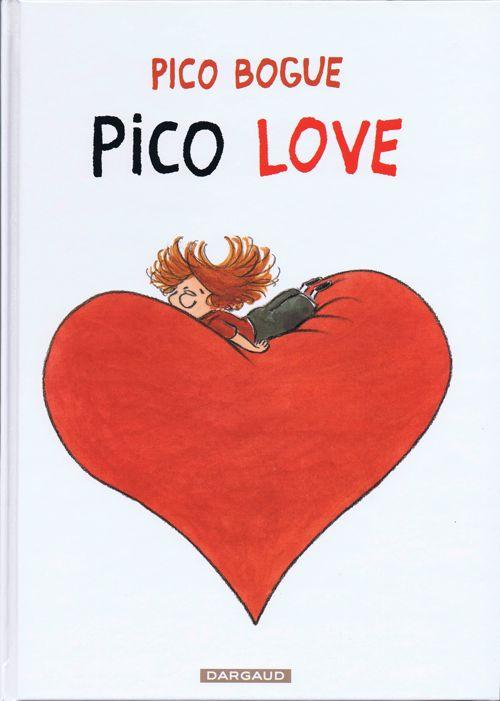 Couverture de Pico Bogue -4- Pico Love