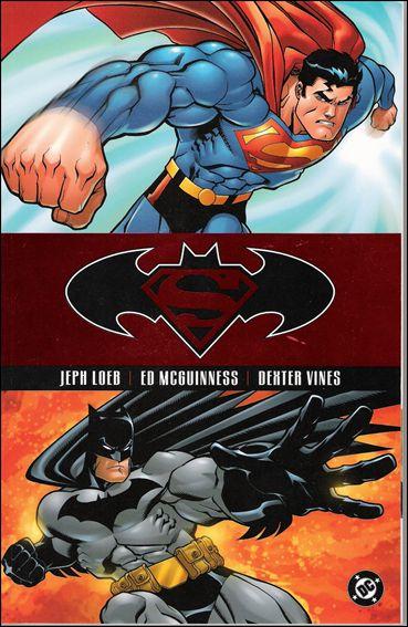 Couverture de Superman/Batman (2003) -INT01- Public Enemies