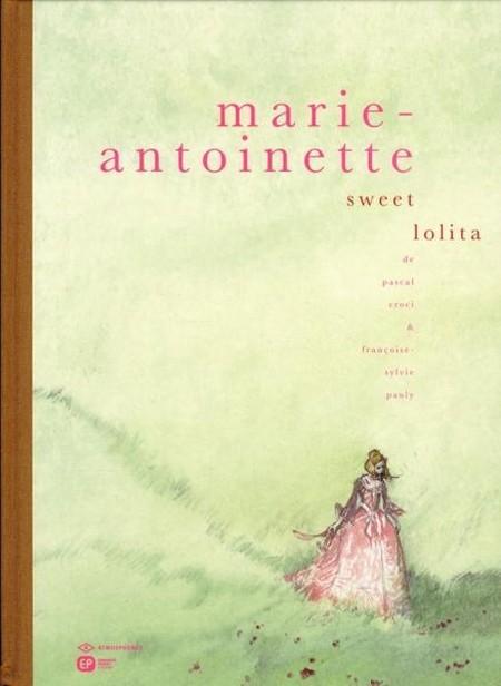 Couverture de Marie-Antoinette Sweet Lolita