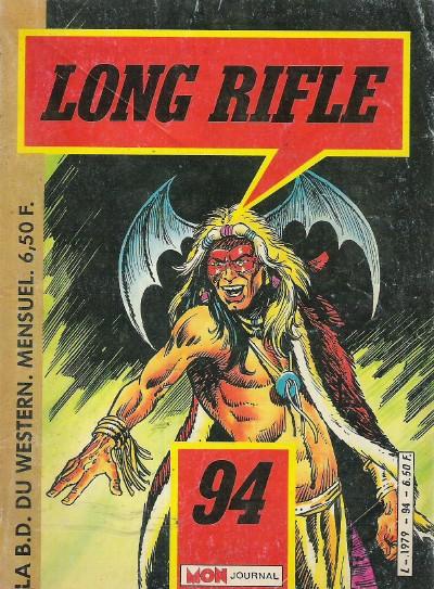 Couverture de Long Rifle -94- Un coup bien monté