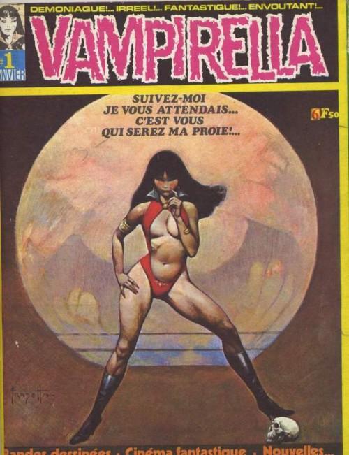Couverture de Vampirella (Publicness) -1C- N°1