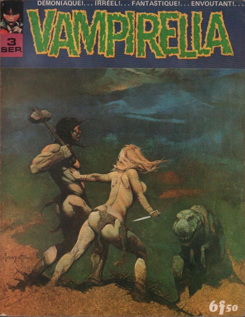 Couverture de Vampirella (Publicness) -3- N°3