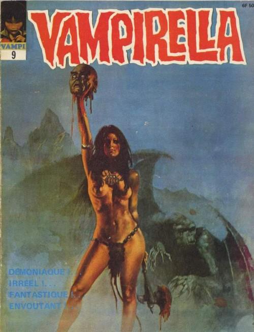 Couverture de Vampirella (Publicness) -9- N°9