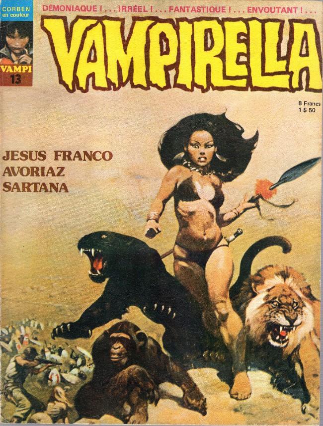 Couverture de Vampirella (Publicness) -13- N°13