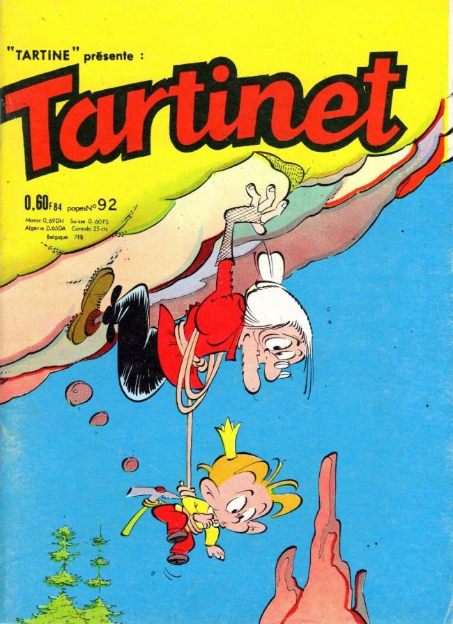 Couverture de Tartinet -92- Numéro 92