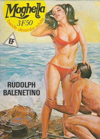 Couverture de Maghella -74- Rudolph Balenetino