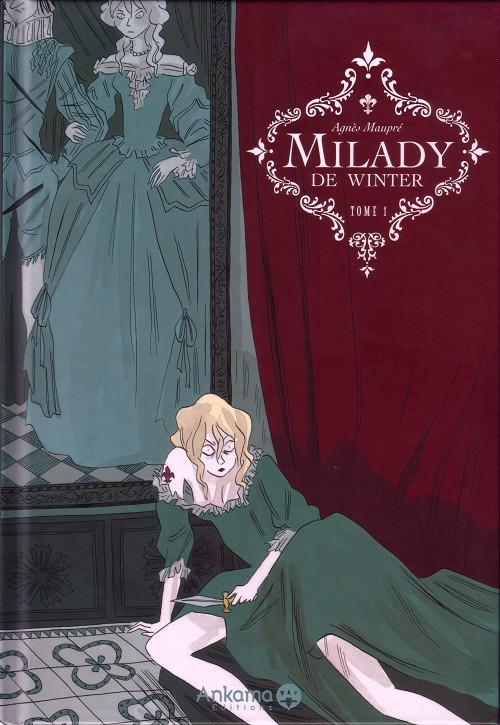 Couverture de Milady de Winter -1- Tome 1