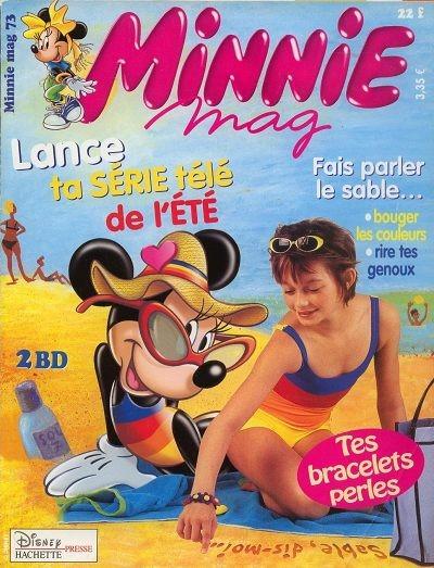 Couverture de Minnie mag -73- Numéro 73