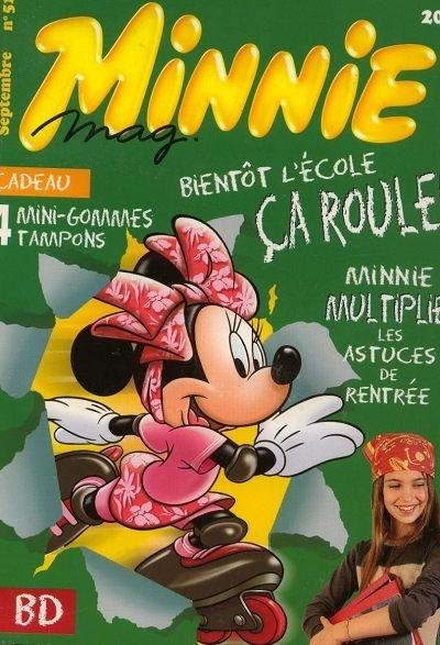 Couverture de Minnie mag -51- Numéro 51