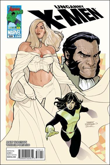 Couverture de Uncanny X-Men (The) (Marvel comics - 1963) -529- The five lights part 4