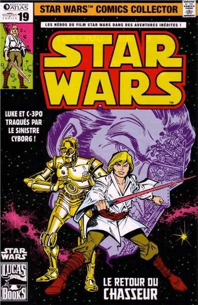 Couverture de Star Wars (Comics Collector) -19- Numéro 19