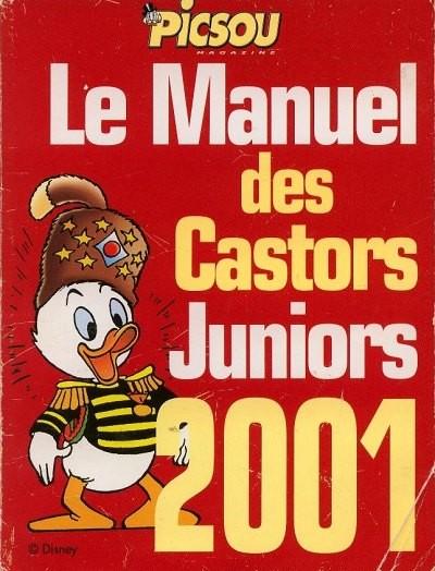 Couverture de Picsou Magazine -HS1- Le manuel des castors juniors 2001