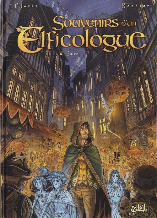 Couverture de Souvenirs d'un Elficologue -2- Balor