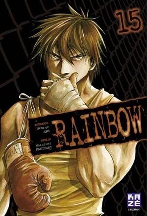 Couverture de Rainbow -15- Tome 15