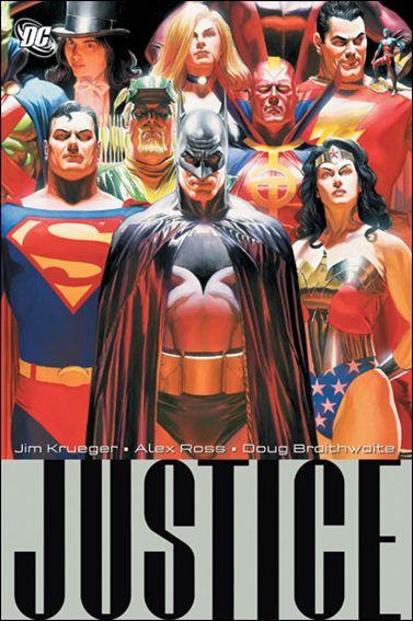 Couverture de Justice (2005) -INT1- Book one