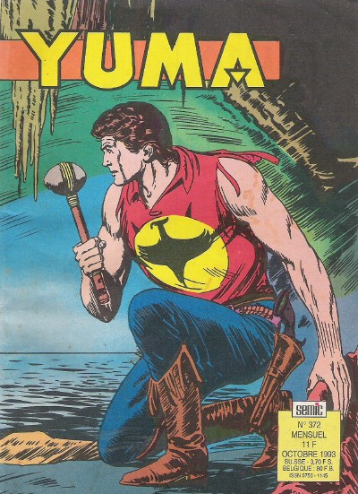 Couverture de Yuma (1re série) -372- Le trésor de la ville fantôme (2)