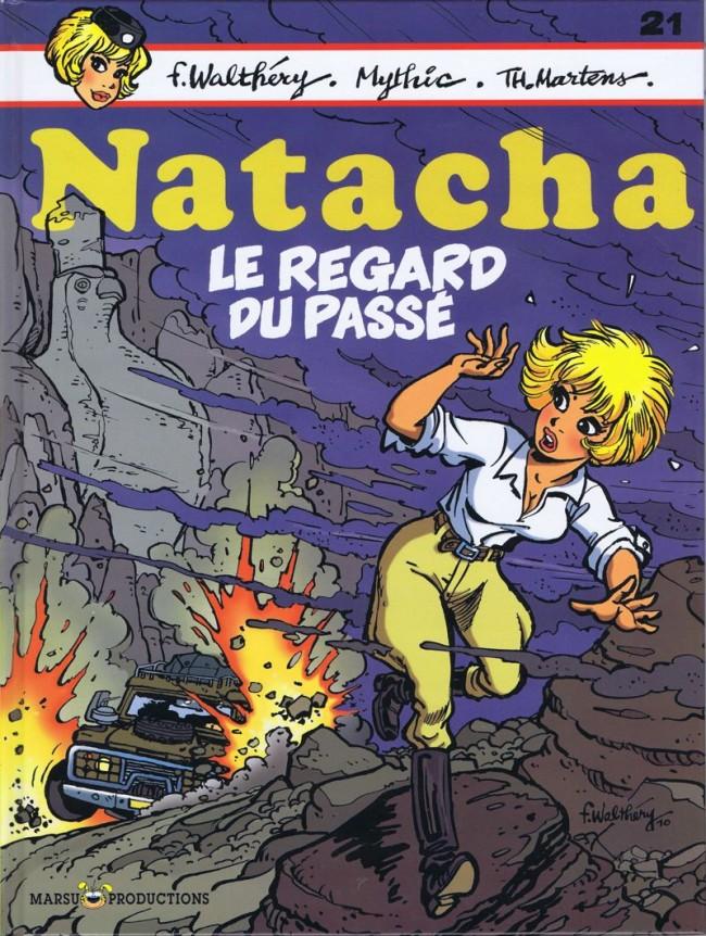 Couverture de Natacha -21- Le regard du passé