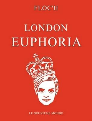 Couverture de (AUT) Floc'h, Jean-Claude - London euphoria
